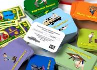 cashflow карточки игры