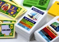 Денежный поток 505 игровые карточки
