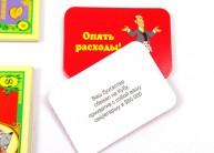 Карточки игры Корпорация